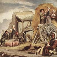 La carreta (Le Nain, 1641)