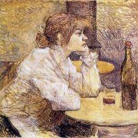 La resaca (Toulouse-Lautrec, 1889)
