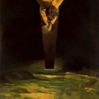 Cristo de San Juan de la Cruz (Dali, 1951)