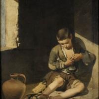 El joven mendigo (Murillo, 1650)