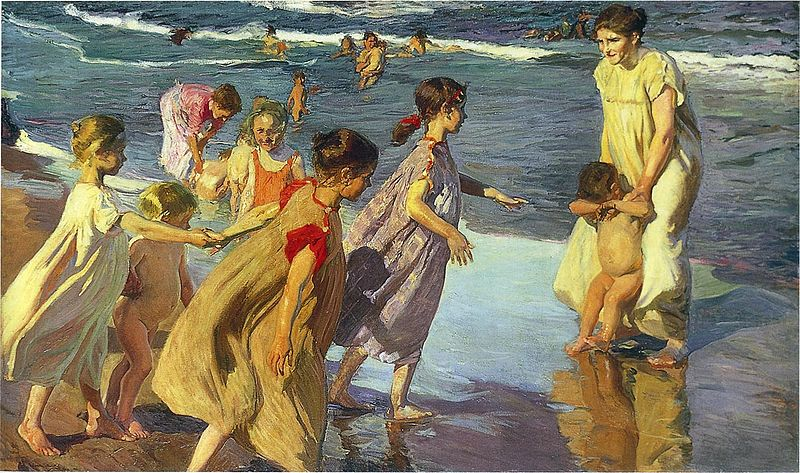 verano en la playa:
