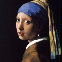 La joven de la perla (Vermeer, 1665)