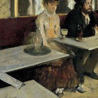 La absenta (Degas, 1876)