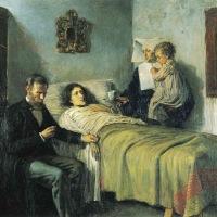 Ciencia y caridad (Picasso, 1895)