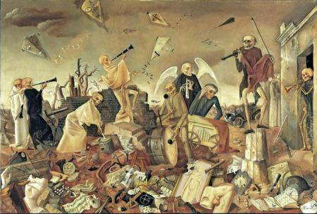 Nussbaum -  La danza de los esqueletos (1944)