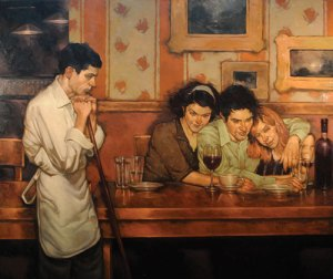 Joseph Lorusso - ladies man