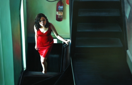 Keeling  Anwen - if love was a red dress (2007)