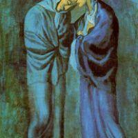 las dos hermanas (Picasso, 1902)