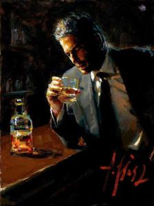 Fabian Perez - proud to be a man V
