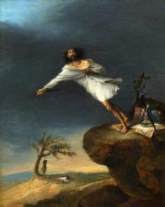 Leonardo Alenza, 1839: Sátira del suicidio romántico y Sátira del suicidio por amor