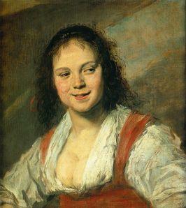 Hals - la gitana (1628)
