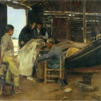 el día feliz (Sorolla, 1892)