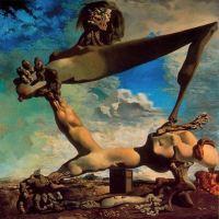 Construcción blanda con judías hervidas (S. Dalí, 1936)