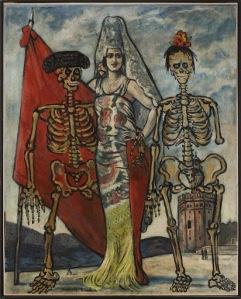 Francis Picabia - La revolución española (1937)