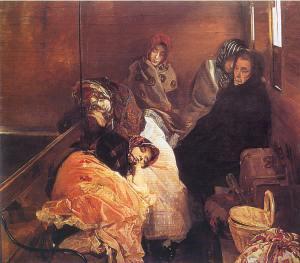 Sorolla - Trata de blancas (1894)