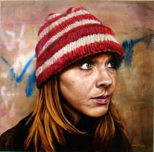 francis mcCrory - Portrait of Lucy (2012)