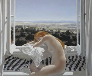 Neil Rodger - At the window (2012)