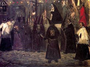 Solana - Procesión en Toledo