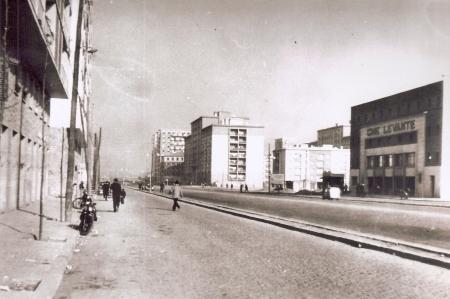 calle Guipúzcoa - cine Levante