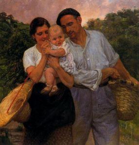 Díaz Olano - El primer hijo (1936)