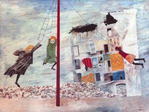Ben Shahn - Liberation