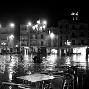 lluvia en reus foto de elena