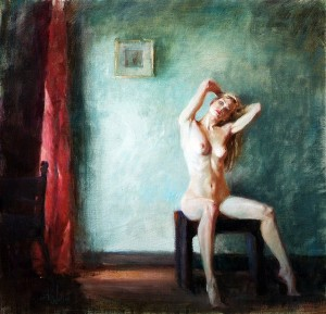 eric wallis - blue room