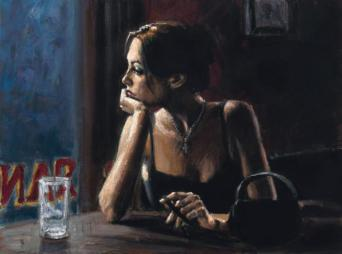Fabian Perez - El Federal Cafe