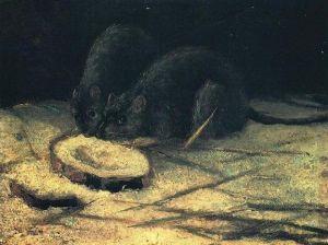 Van Gogh - Las ratas