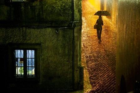 Christophe Jacrot - La fenêtre, Lisbonne