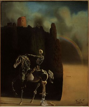 Dali - el caballero de la muerte (1935)