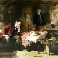 El doctor (S. Luke Fildes, 1891)