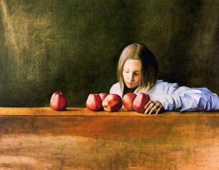 Montserrat Gaudiol - La muchacha y las manzanas (1976)