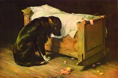Gustave Henry-Mosler - lost friend