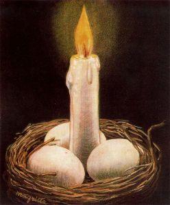 Rene Magritte - la facultad imaginativa (1948)