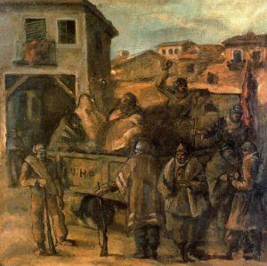 Eduardo Vicente . Camión de milicias (1937)