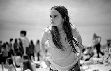 Joseph Szabo titulada Priscilla 1969