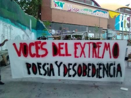 protesta poética