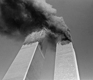 torres ardiendo