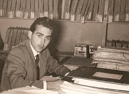 1953 Pirulo en el trabajo