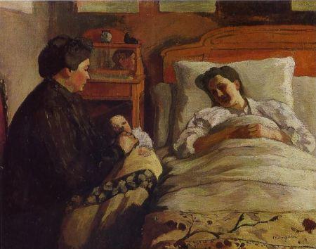 Henri Manguin - Maternité