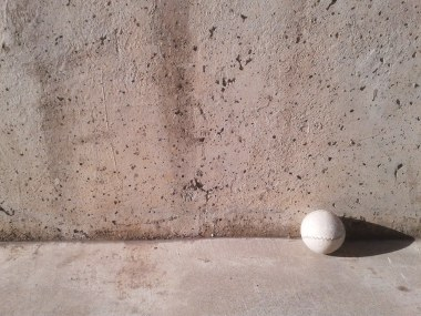 pelota sola