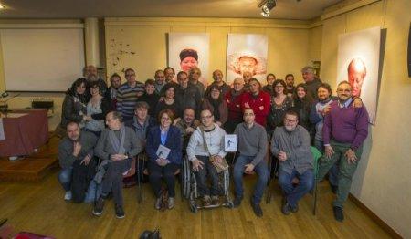 Lectura de poemas en el Ateneo de La Rioja