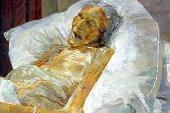 Daphne Todd - último retrato de mi madre