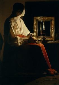 Georges de La Tou - The Penitent Magdalene (1625) (02)