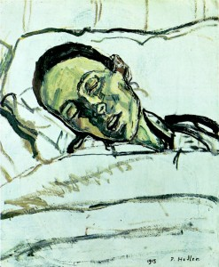 Hodler - The Dying Valentine Gode Darel (1915) (03)