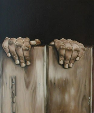 J. Enrique González - tras la puerta (1995)