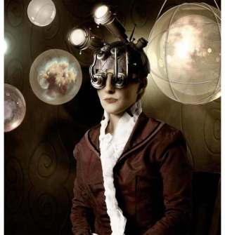 Jamie Baldridge - Head Mistress Academy of Astronomy
