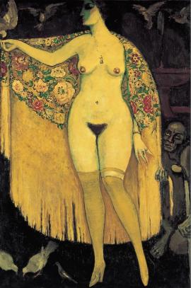 Kees van Dongen - Le Chale espagnol (1913)