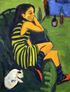 Kirchner - una artista (1910) (02)